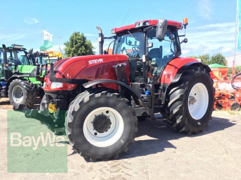 Traktor des Typs Steyr 6230 CVT Weinrot GPS-Ready, Gebrauchtmaschine in Dinkelsbühl (Bild 1)
