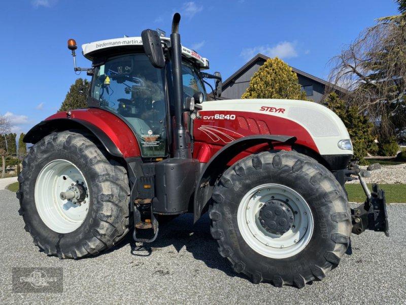Traktor типа Steyr 6240 CVT Hi-eSCR Profi, Gebrauchtmaschine в Rankweil (Фотография 1)