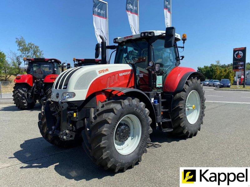 Traktor des Typs Steyr 6240 CVT Hi-eSCR Profi, Vorführmaschine in Mariasdorf (Bild 1)