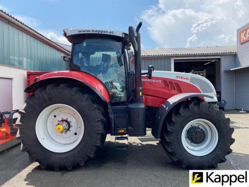 Traktor типа Steyr 6240 CVT Hi-eSCR Profi, Gebrauchtmaschine в Mariasdorf (Фотография 1)