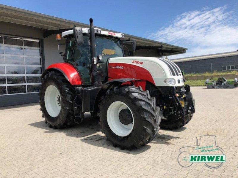 Traktor des Typs Steyr 6240 CVT, Gebrauchtmaschine in Blankenheim (Bild 1)