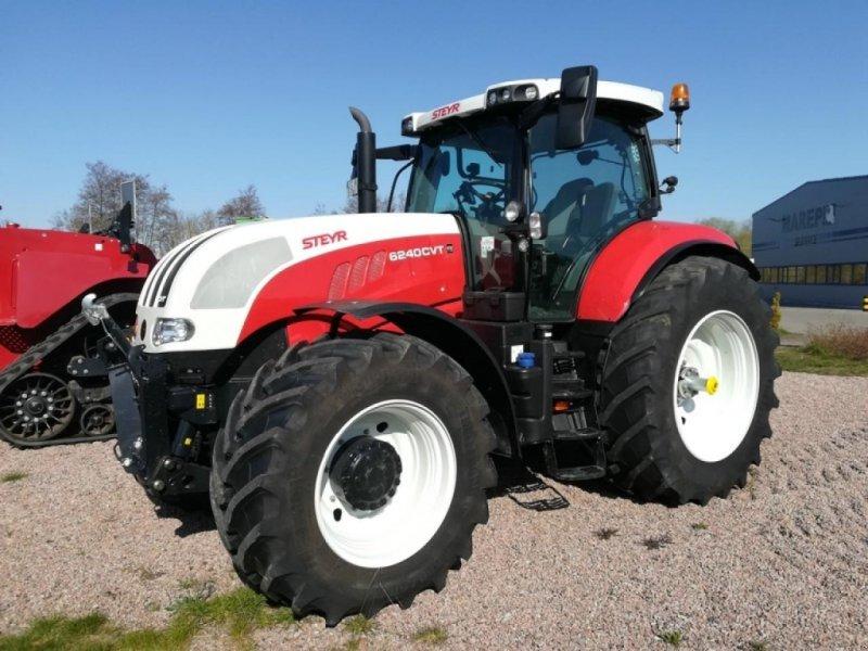 Traktor a típus Steyr 6240 CVT, Neumaschine ekkor: Mühlengeez (Kép 1)