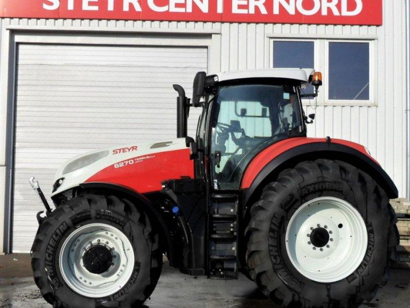 Traktor a típus Steyr 6270 Terrus CVT, Gebrauchtmaschine ekkor: Harmannsdorf-Rückersdorf (Kép 1)