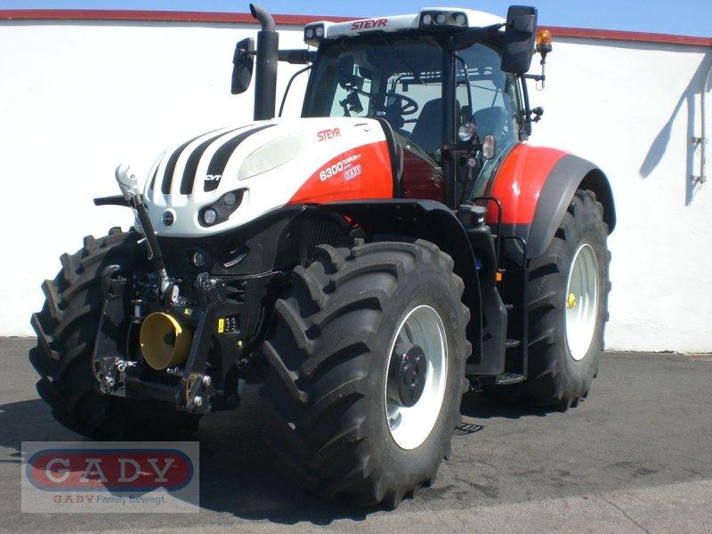 Traktor des Typs Steyr 6300 Terrus CVT, Vorführmaschine in Lebring (Bild 1)