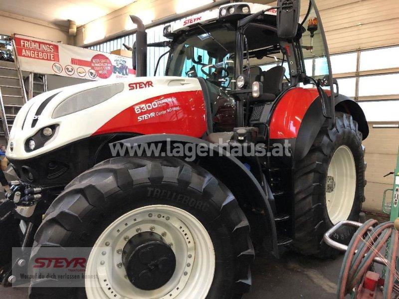 Traktor tip Steyr 6300 TERRUS CVT, Gebrauchtmaschine in Kilb (Poză 1)