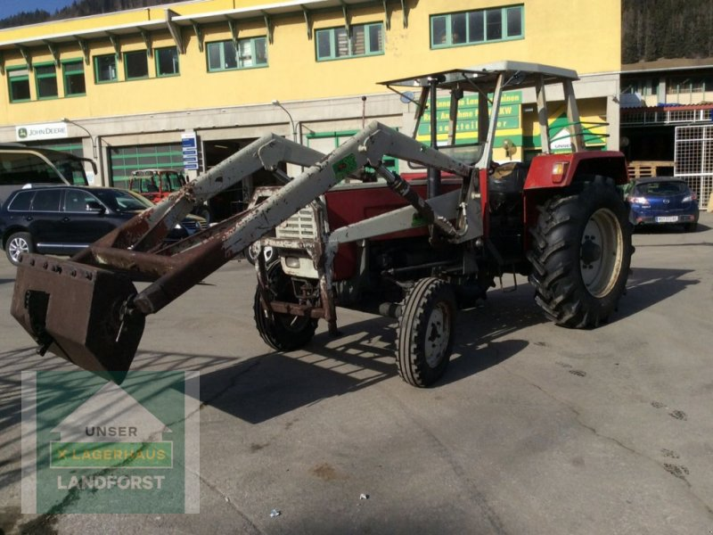 Traktor del tipo Steyr 650 H, Gebrauchtmaschine en Murau (Imagen 1)