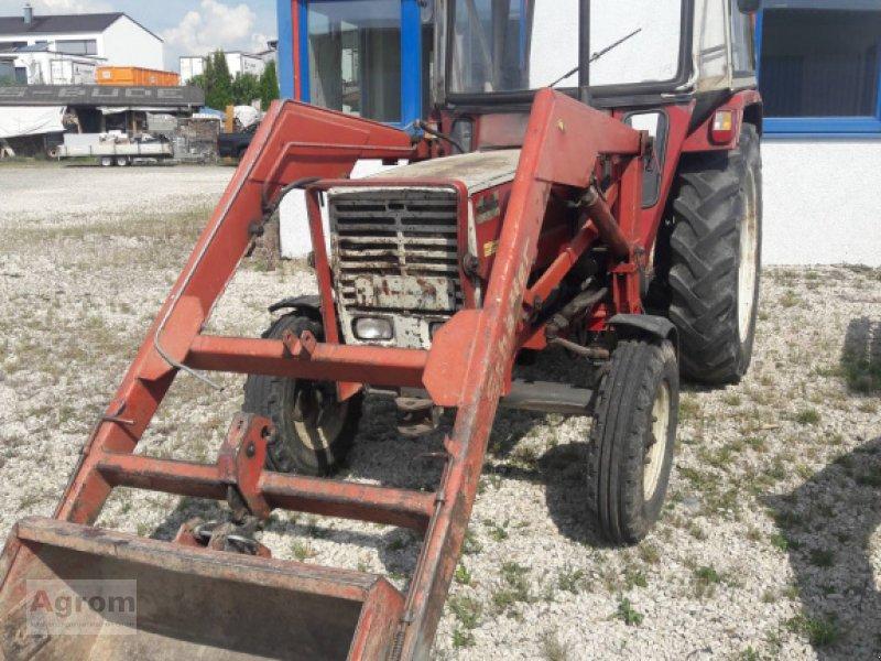 Traktor типа Steyr 650, Gebrauchtmaschine в Uttenweiler (Фотография 1)