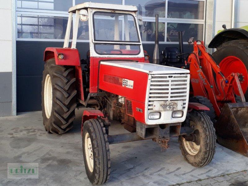 Traktor des Typs Steyr 650, Gebrauchtmaschine in Bruckmühl (Bild 1)