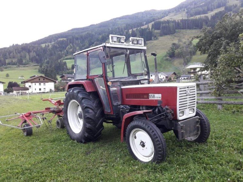 Traktor типа Steyr 658H, Gebrauchtmaschine в Burgkirchen (Фотография 1)