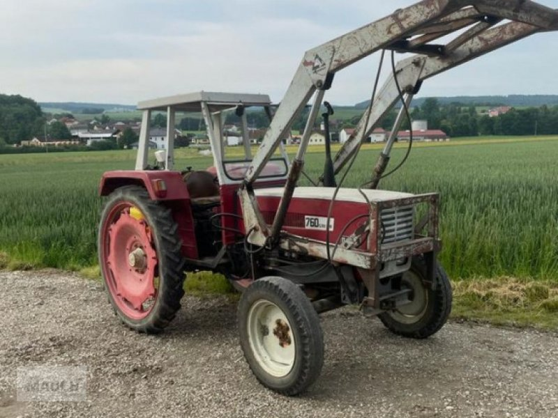Traktor des Typs Steyr 760, Gebrauchtmaschine in Burgkirchen (Bild 1)