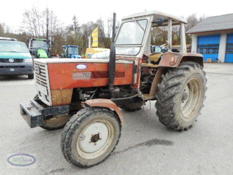 Traktor des Typs Steyr 760, Gebrauchtmaschine in Münzkirchen (Bild 1)