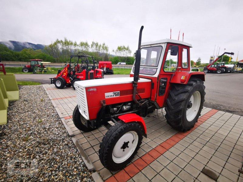 Traktor des Typs Steyr 768, Gebrauchtmaschine in St. Marein (Bild 1)