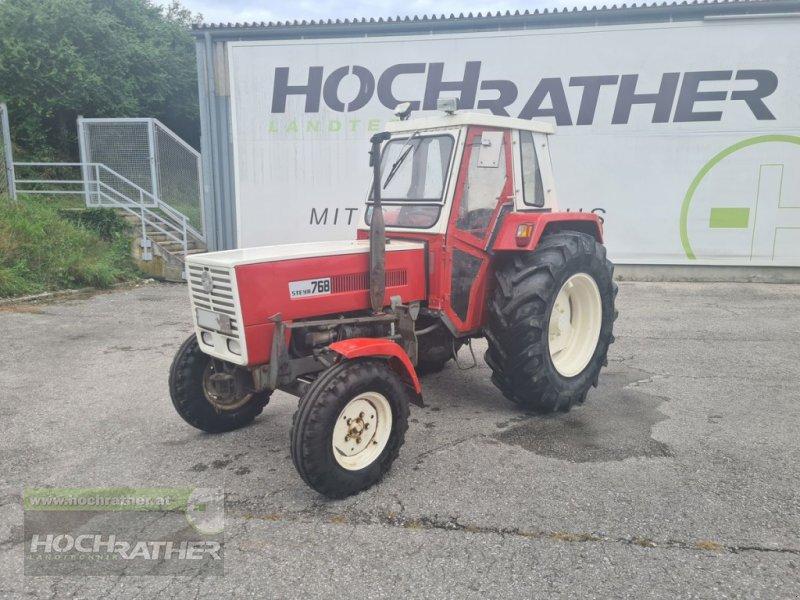 Traktor des Typs Steyr 768, Gebrauchtmaschine in Kronstorf (Bild 1)