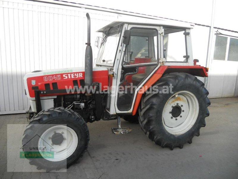 Traktor des Typs Steyr 8045 A, Gebrauchtmaschine in Ottensheim (Bild 1)