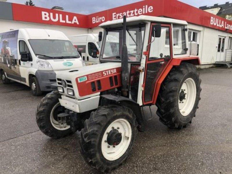 Traktor типа Steyr 8055 a (fs), Gebrauchtmaschine в SIERNING (Фотография 1)