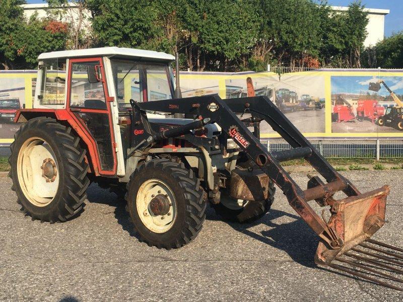 Traktor des Typs Steyr 8055 A (FS), Gebrauchtmaschine in Villach (Bild 1)