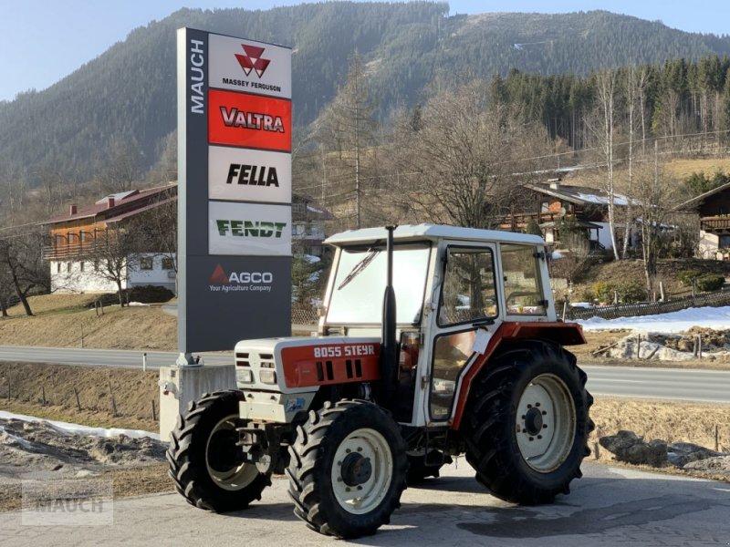 Traktor des Typs Steyr 8055 A, Gebrauchtmaschine in Eben (Bild 1)