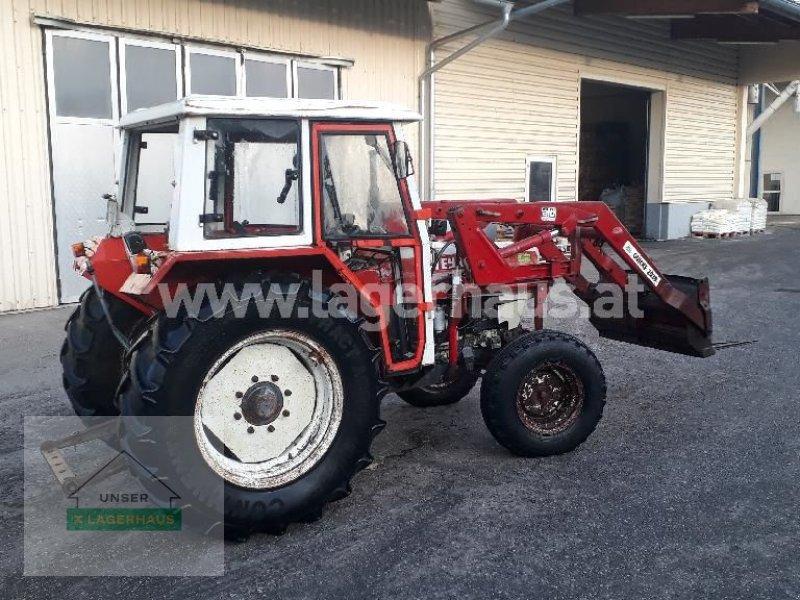 Traktor des Typs Steyr 8055 H MIT FRONTLADER, Gebrauchtmaschine in Haag (Bild 1)