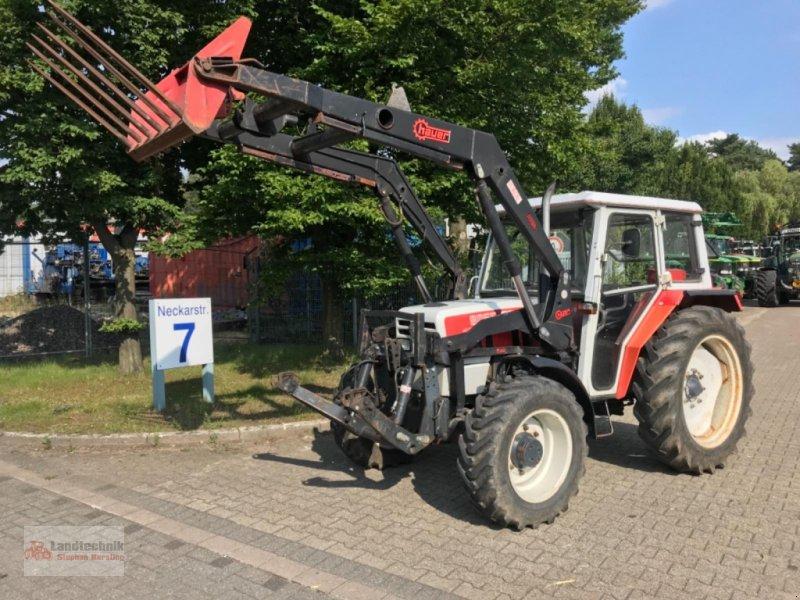 Traktor типа Steyr 8055 mit Frontlader, Gebrauchtmaschine в Marl (Фотография 1)