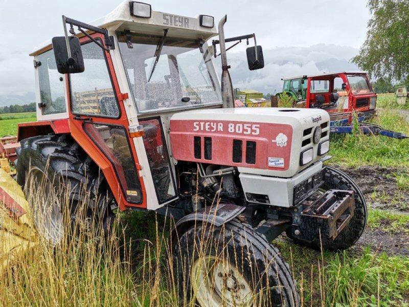 Traktor типа Steyr 8055, Gebrauchtmaschine в Schaan (Фотография 1)