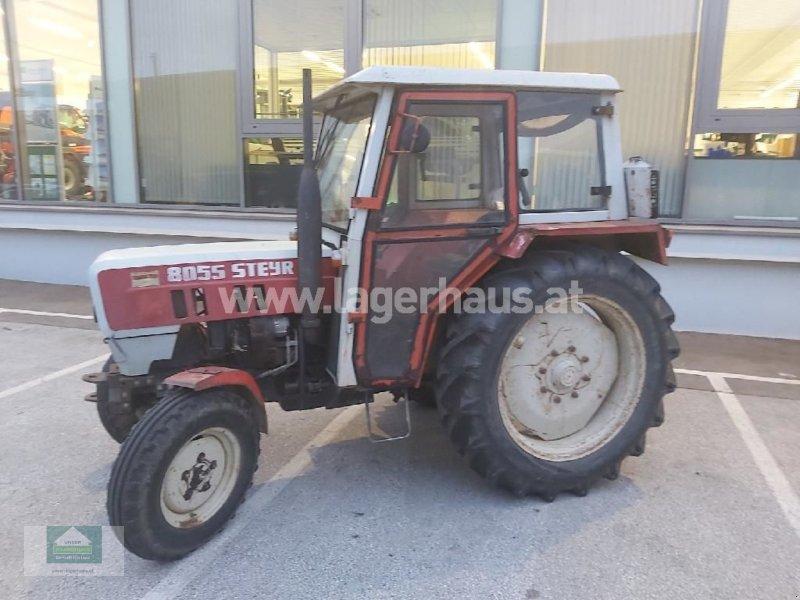Traktor des Typs Steyr 8055, Gebrauchtmaschine in Klagenfurt (Bild 1)