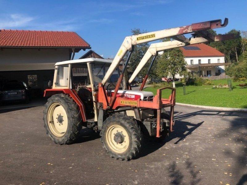 Traktor типа Steyr 8055, Gebrauchtmaschine в Andorf (Фотография 1)