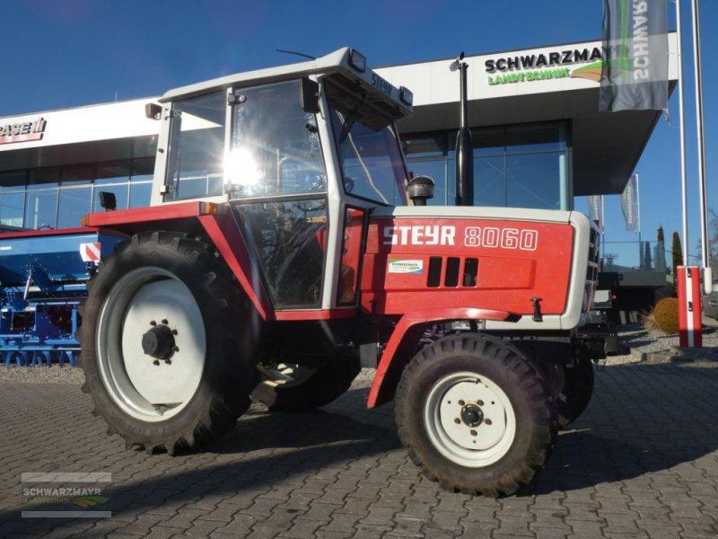Traktor типа Steyr 8060 FS, Gebrauchtmaschine в Aurolzmünster (Фотография 1)