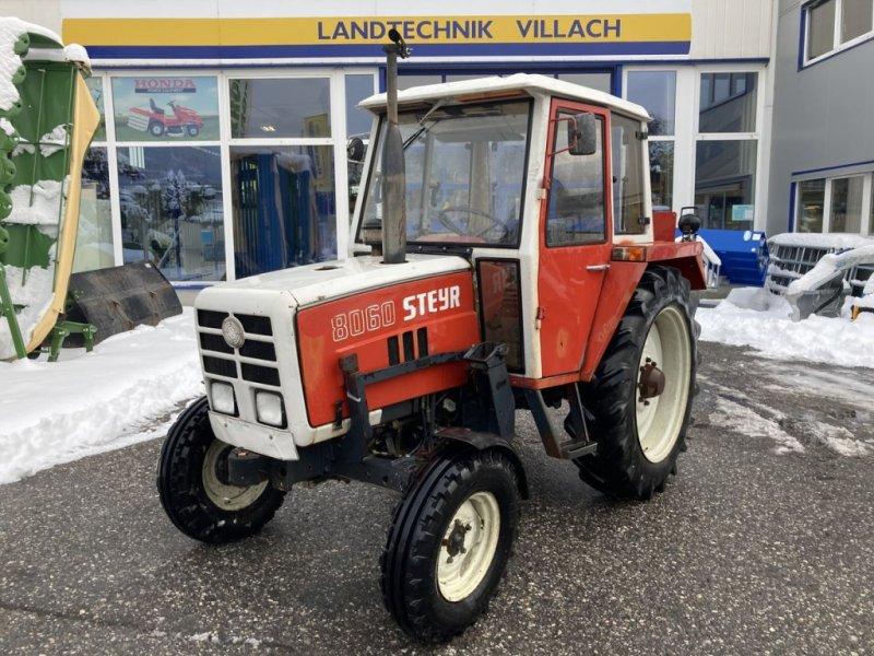 Traktor tip Steyr 8060 FS, Gebrauchtmaschine in Villach (Poză 1)
