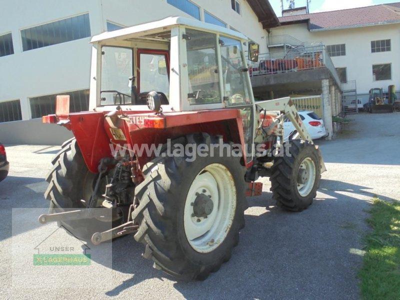 Traktor des Typs Steyr 8070 A, Gebrauchtmaschine in Schlitters (Bild 5)