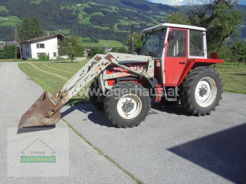 Traktor des Typs Steyr 8070 A, Gebrauchtmaschine in Schlitters (Bild 3)