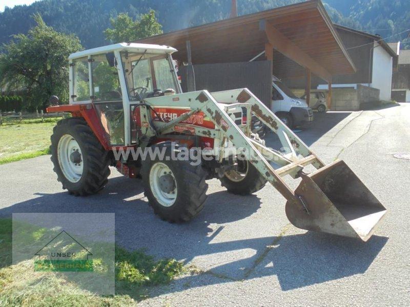 Traktor des Typs Steyr 8070 A, Gebrauchtmaschine in Schlitters (Bild 1)