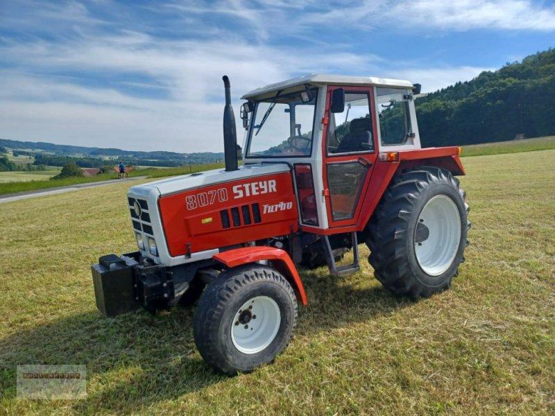 Traktor a típus Steyr 8070 KK, Gebrauchtmaschine ekkor: Tarsdorf (Kép 1)