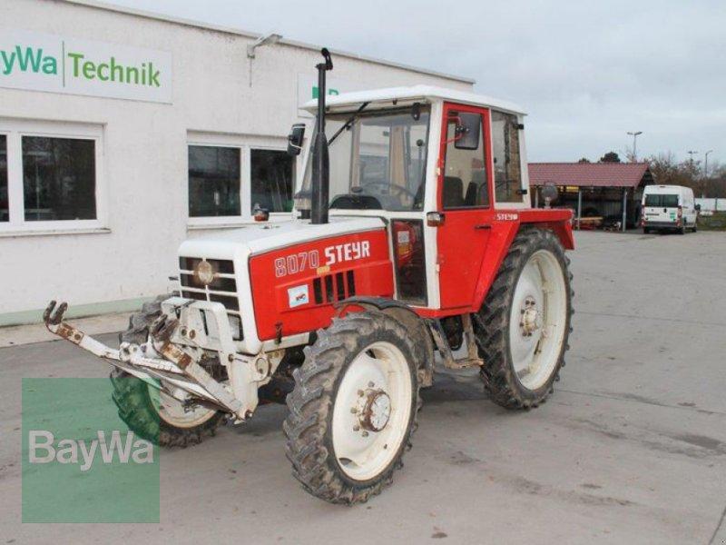 Traktor du type Steyr 8070, Gebrauchtmaschine en Straubing (Photo 1)