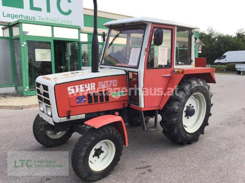 Traktor des Typs Steyr 8070, Gebrauchtmaschine in Kalsdorf (Bild 1)