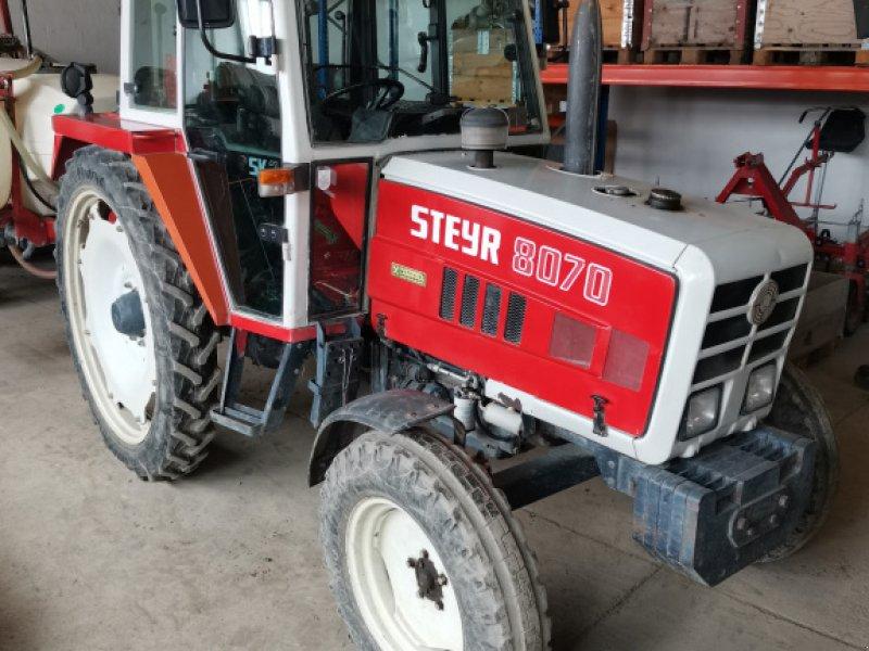 Traktor des Typs Steyr 8070, Gebrauchtmaschine in Schwechat (Bild 1)