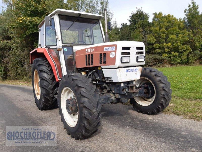 Traktor типа Steyr 8075 A, Gebrauchtmaschine в Wies (Фотография 1)