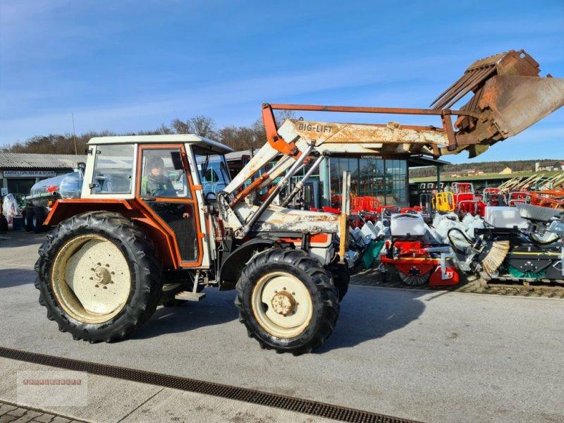 Traktor des Typs Steyr 8075 A, Gebrauchtmaschine in Tarsdorf (Bild 1)