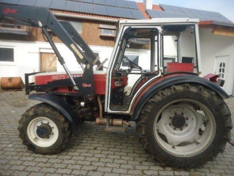 Traktor des Typs Steyr 8075, Gebrauchtmaschine in Dietfurt a. d. Altmühl (Bild 1)