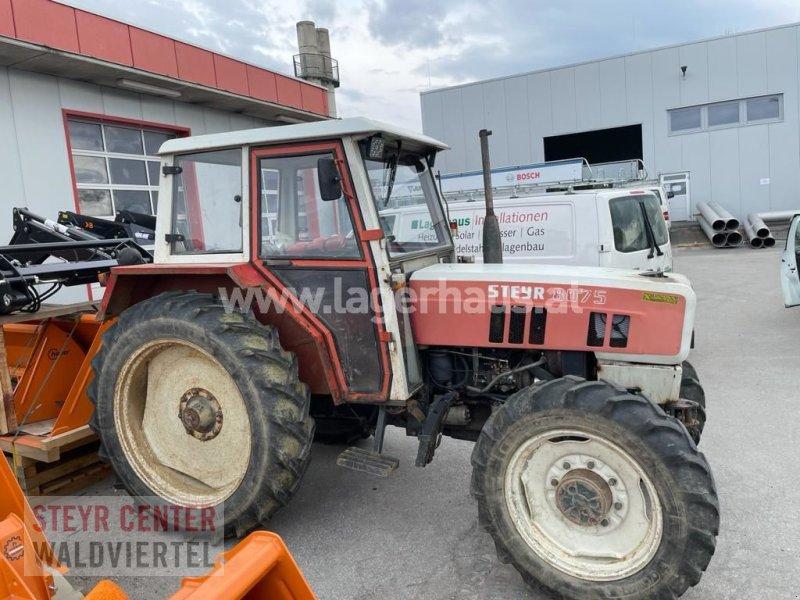 Traktor des Typs Steyr 8075, Gebrauchtmaschine in Vitis (Bild 1)