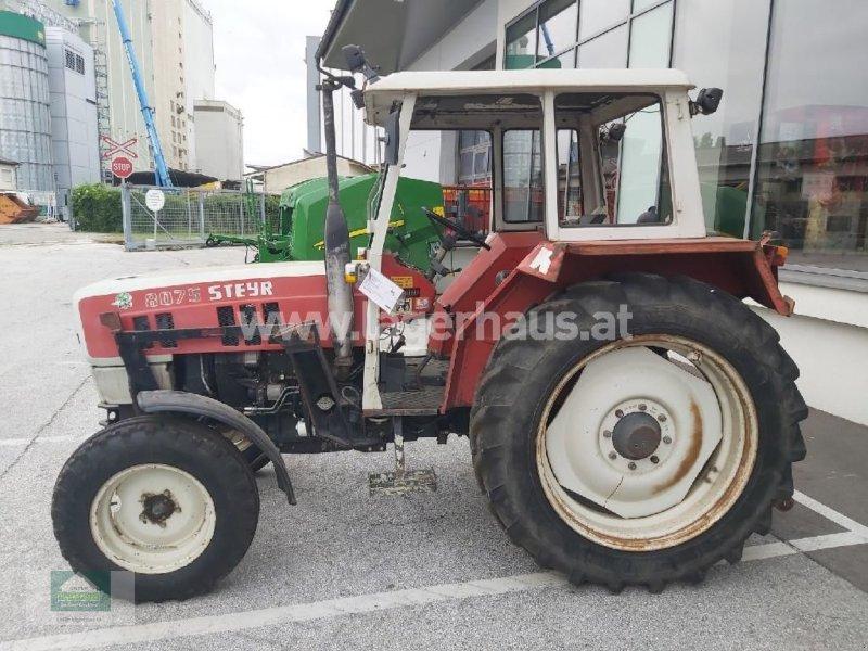 Traktor des Typs Steyr 8075, Gebrauchtmaschine in Klagenfurt (Bild 1)
