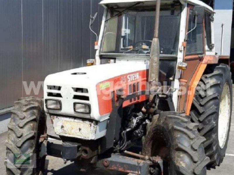 Traktor des Typs Steyr 8075, Gebrauchtmaschine in Klagenfurt (Bild 3)