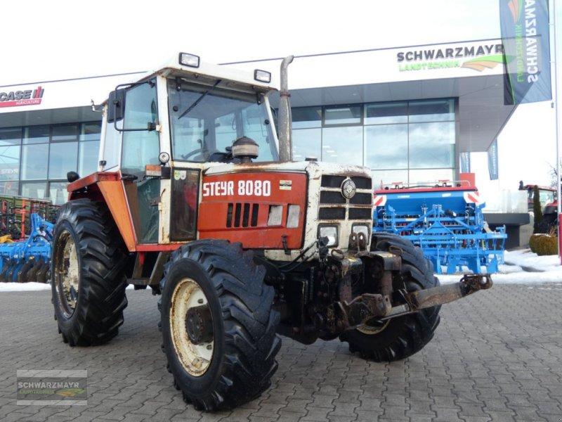 Traktor des Typs Steyr 8080 A T SK 2 (KK), Gebrauchtmaschine in Aurolzmünster (Bild 1)