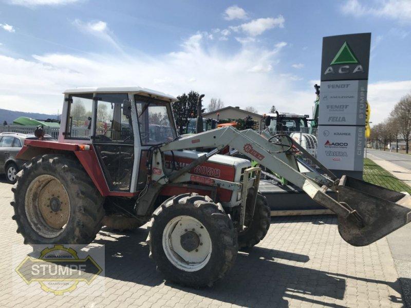 Traktor typu Steyr 8080 A, Gebrauchtmaschine v Grafenstein (Obrázok 1)