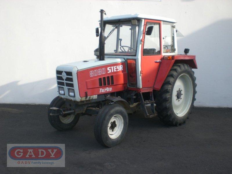Traktor des Typs Steyr 8080 SK1, Gebrauchtmaschine in Lebring (Bild 1)