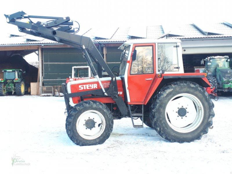 Traktor des Typs Steyr 8080, Gebrauchtmaschine in Bad Kötzting (Bild 1)