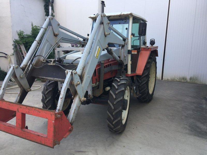 Traktor des Typs Steyr 8080, Gebrauchtmaschine in Harmannsdorf-Rückersdorf (Bild 1)