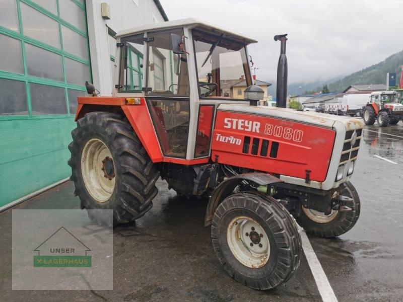 Traktor des Typs Steyr 8080, Gebrauchtmaschine in St. Michael (Bild 1)