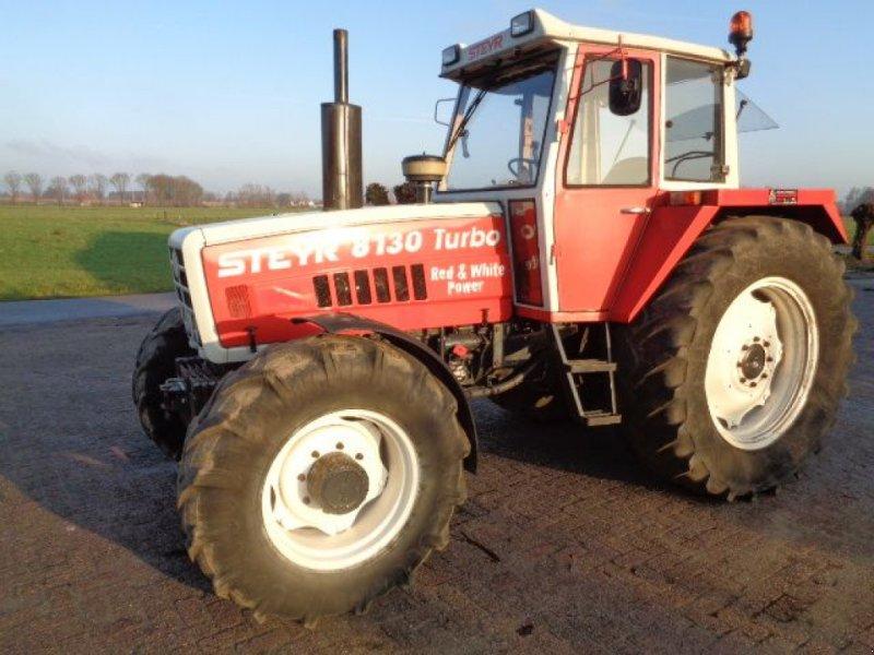 Traktor типа Steyr 8130 sk 1, Gebrauchtmaschine в Oirschot (Фотография 1)