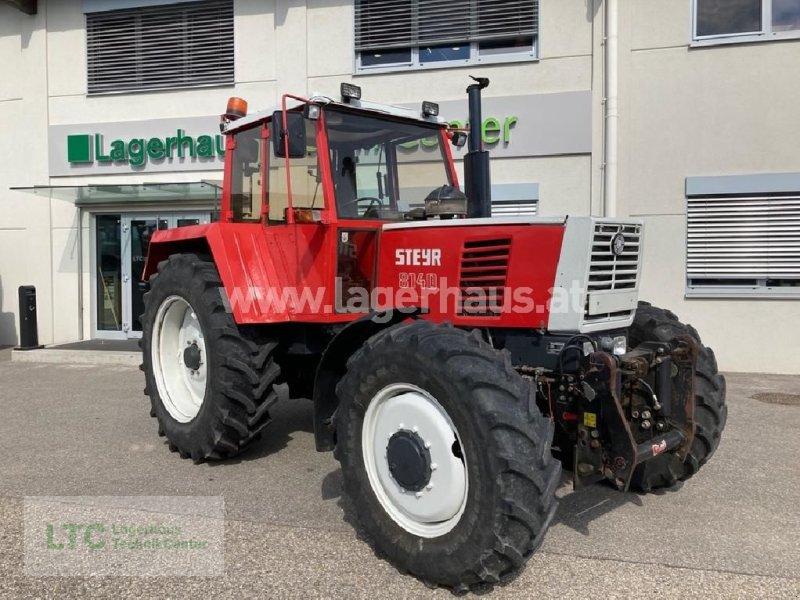 Traktor des Typs Steyr 8140A, Gebrauchtmaschine in Korneuburg (Bild 1)