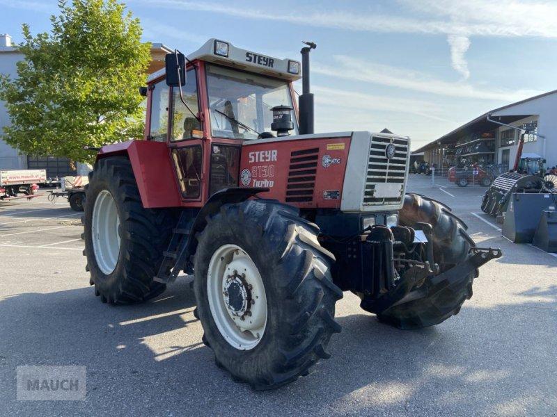 Traktor des Typs Steyr 8150 A T SK 2, Gebrauchtmaschine in Burgkirchen (Bild 1)